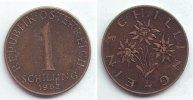 Österreich 1 Schilling 196...