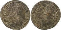 Schlesien-Württemberg/Öls 15 Kreuzer Sylvius Friedrich 1664-1697.