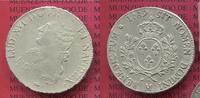 Frankreich, France Ecu mit Olivenzweigen Frankreich Louis XVI, ECU AUX BRANCHES D'OLIVIER - 1789 M Toulouse