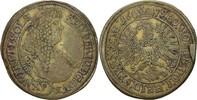 Schlesien Württemberg Öls XV Kreuzer Sylvius Friedrich, 1664-1697.