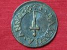 Batavia 1/2 Stuiver Niederländische Kolonien VOC Batavia