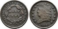 USA 1/2 Cent