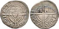 Polen Schilling. Michael Kuchmeister von Steinberg, 1414-1422