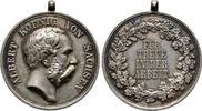 Sachsen, Königreich Silbermedaille