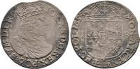 Polen Ort (1/4 Taler) Johann Kasimir, 1649-1668