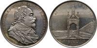 Schweden Silbermedaille Gustav II. Adolph, 1617-1632, seit 1611 designierter König