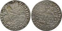 Polen Ort (1/4 Taler) Sigismund III. Wasa, 1587-1632, 1592-1599 König von Schweden