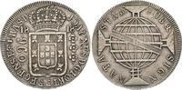 Brasilien 960 Reis Johann VI. von Portugal, Prinzregent 1799-1818, König 1816-1826
