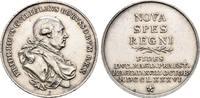 Brandenburg-Preussen, Königreich Silbermedaille