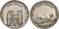 Religiöse Medaillen Silbermedaille