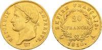 Frankreich 20 Francs GOLD Napoleon I., 1804-1815