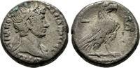 Ägypten Billon-Tetradrachme Hadrianus, 117-138