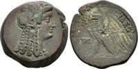 Reich der Ptolemaier Bronze,