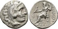 Makedonisches Weltreich Drachme