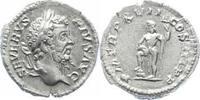 Kaiserzeit Denar Septimius Severus 193-211.