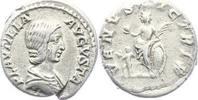 Kaiserzeit Denar - für Plautilla 202-205.