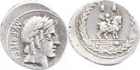 Republik Dena Mn. Fonteius C.f. 85 v. Chr..