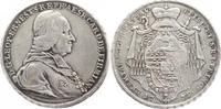 Passau, Bistum Konventionstaler Leopold Ernst Joseph Graf von Firmian 1763-1783.