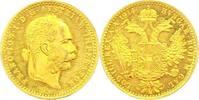 Haus Habsburg Dukat Gold Franz Joseph I. 1848-1916.