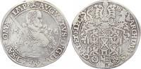 Sachsen-Albertinische Linie Reichstaler August 1553-1586.