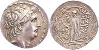 Syria Tetradrachme Antiochos VII Euergetes 138-129 v. Chr..