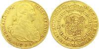 Spanien 4 Escudos Gold Carlos IV. 1788-1808.