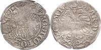 Schleswig-Holstein-Schauenburg Fürstengroschen (12 Pfennig) Otto V. 1533-1576.