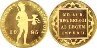 Niederlande-Königreich 1 Dukat Gold Beatrix 1980-2014.