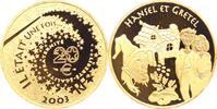 Frankreich 20 Euro Gold Fünfte Republik seit 1958.