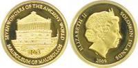 Salomonen (Solomon Islands) 10 Dollars Gold unabhängig seit 1978.