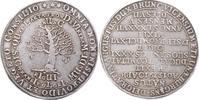 Braunschweig-Wolfenbüttel 1/2 Reichstaler August der Jüngere 1635-1666.