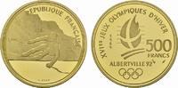 FRANKREICH 500 Francs 5. Republik seit 1958.