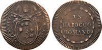 ITALIEN Ku.-Baiocco Pius VI., 1775-1799.