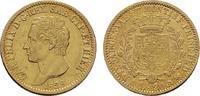 ITALIEN 20 Lire Karl Felix, 1821-1831.