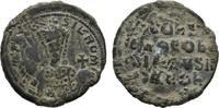 BYZANZ Æ-Follis Constantinus VII., 913-959 und Romanus II.