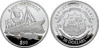 LIBERIA 50 Dollars Republik.