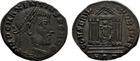 RÖMISCHE KAISERZEIT Æ-Follis Maxentius, 306-312.