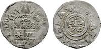 SCHLESWIG-HOLSTEIN 1/24 Taler (Groschen) Ernst III., 1601-1622.