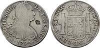 MEXIKO 8 Reales Carlos IV., 1788-1808.