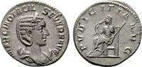 RÖMISCHE KAISERZEIT AR-Antoninian, Philippus I., 244-249 für Otacilia Severa.
