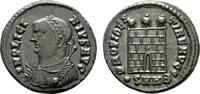 RÖMISCHE KAISERZEIT Æ-Follis Licinius I., 308-324.