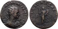 RÖMISCHE KAISERZEIT Æ-Doppelsesterz, Traianus Decius, 249-251.