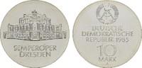 DEUTSCHE DEMOKRATISCHE REPUBLIK, 1949-1990 10 Mark