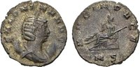 RÖMISCHE KAISERZEIT B-Antoninian Gallienus, 253-268 für Salonina.