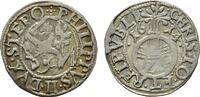 POMMERN Groschen Philipp II., 1606-1618.
