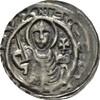 MAGDEBURG Brakteat Wichmann von Seeburg, 1152-1192.