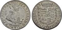 RÖMISCH-DEUTSCHES REICH Taler Erzherzog Ferdinand, 1564-1595.