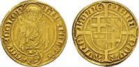 KÖLN Goldgulden Hermann IV. von Hessen, 1480-1508.