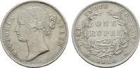INDIEN Rupee Victoria, 1837-1891.