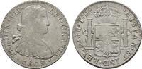 MEXIKO 8 Reales Fernando VII., 1808-1821.